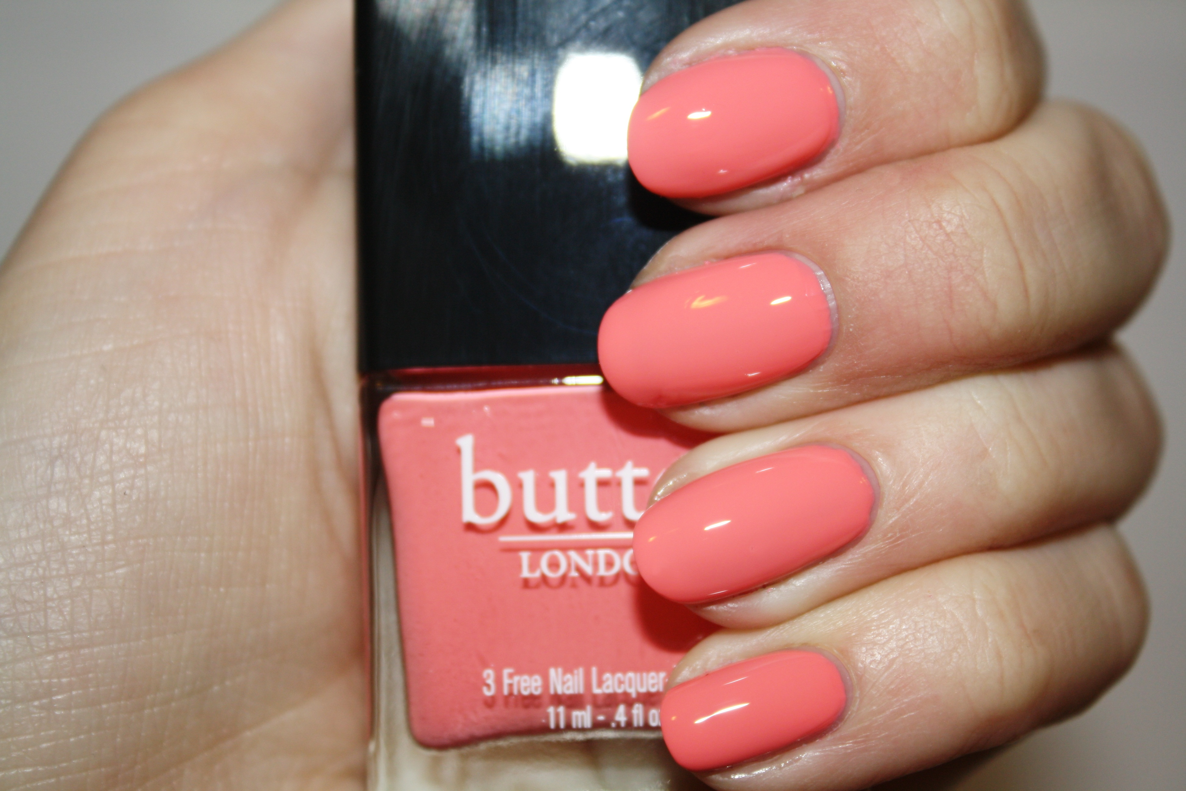 Swatch Review Butter London S Spring Summer 2012 Collection