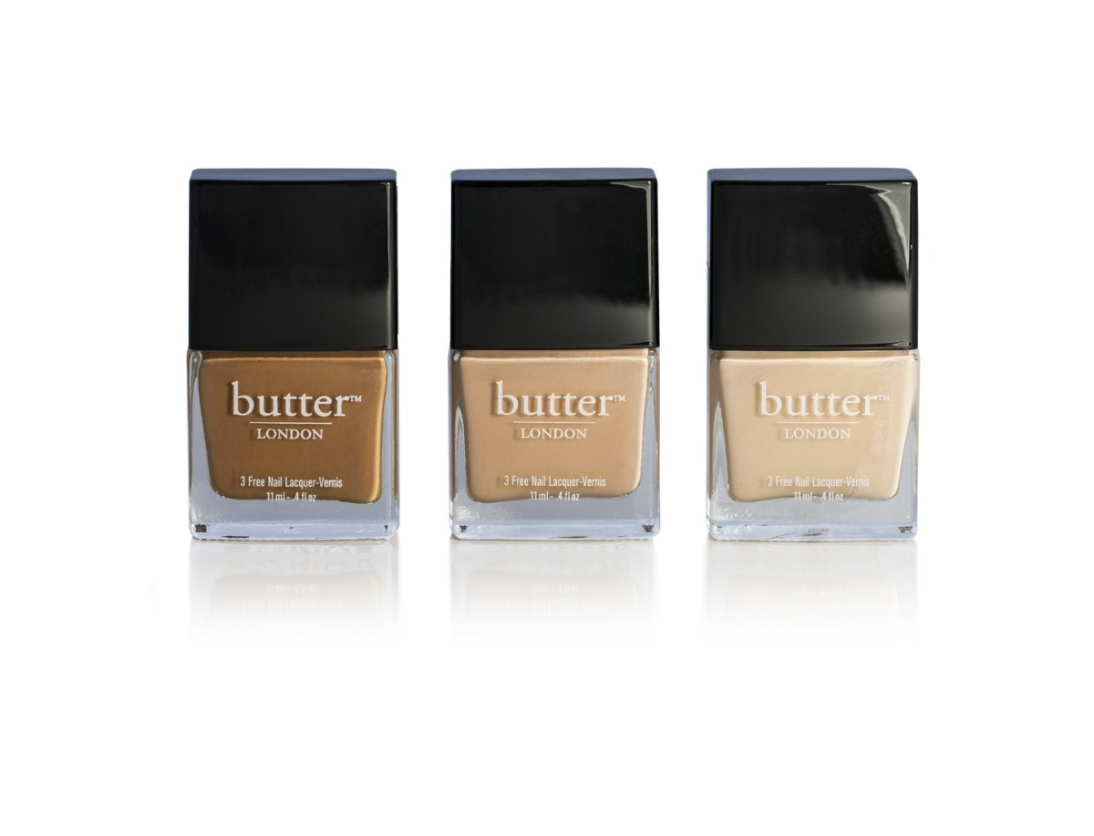 SWATCH REVIEW: BUTTER LONDON STARKERS COLLECTION